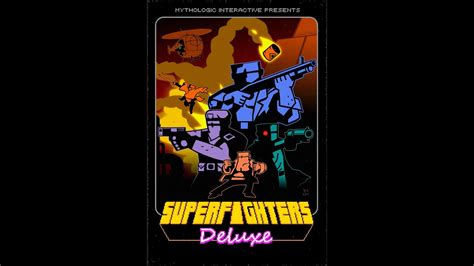 Superfighters - buddy bash - YouTube