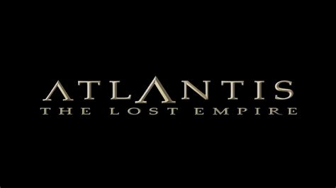Atlantis: The Lost Empire Trailers and TV Spots - YouTube