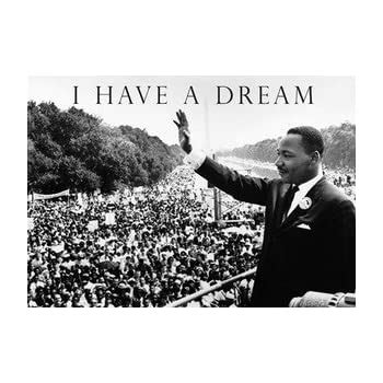I have a dream - Martin Luther King - A3 poster: Amazon