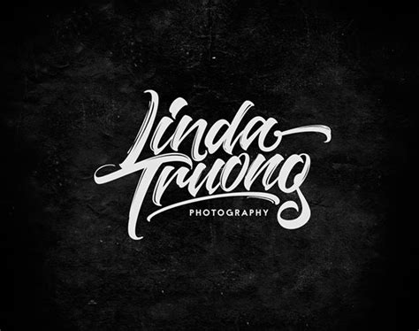 Newest Lettering & Calligraphy Logotype Collection 2016 by