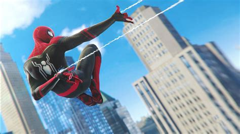 Spider-Man Far From Home PS4 Game 4K Wallpapers | HD