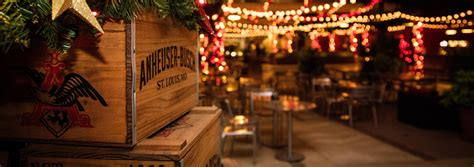 Anheuser-Busch Breweries Shine Bright this Holiday Season