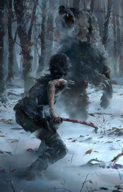 Add-on content for Rise of the Tomb Raider detailed - VG247