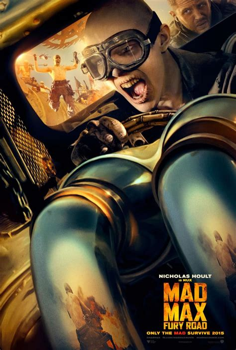 Comic-Con 2014: Mad Max: Fury Road Character Posters Hit