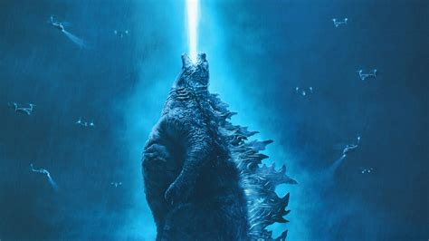 Godzilla King of the Monsters 2019 5K Wallpapers | HD