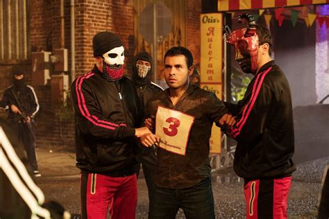 The Purge: 20 + Things to Know About the TV Series   Collider