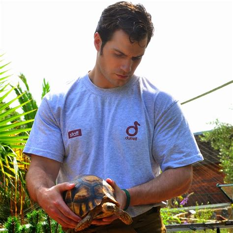 Henry Cavill News: Cavill Conservation: Big Month For The