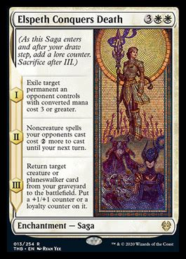 2 New Magic: The Gathering Sagas From Theros Beyond Death