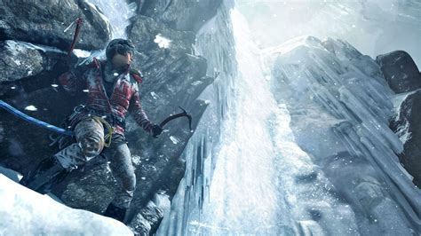 Chilling New Rise of the Tomb Raider Screenshots Released