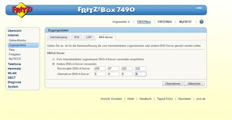 FritzBox users: protect your network for free! | | Sorin