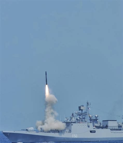 BrahMos Supersonic Missile Successfully Test Fired From