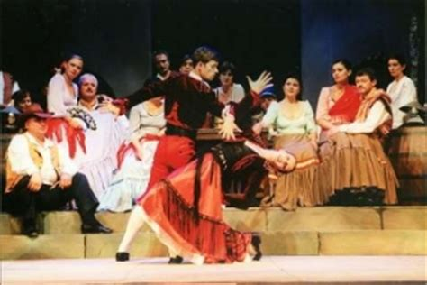 """Georges Bizet """"Carmen"""" (opera in four acts) (Opera"""