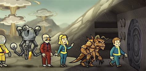 Fallout Shelter is now available on Android   PC Gamer