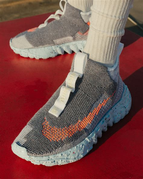 Can Nike's Space Hippie Line Make Sustainability Cool to