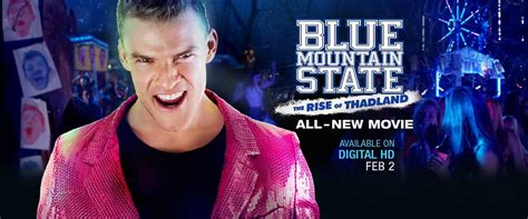 Watch Blue Mountain State The Rise of Thadland Online Free