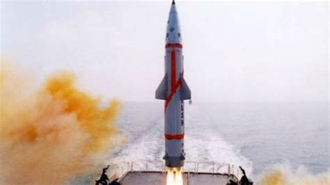 Indian Navy successfully test-fires BrahMos supersonic