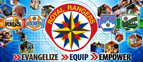 Royal Rangers – Children – First Assembly of Greenville