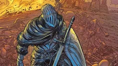 Dark Souls 3 promoted with new Titan Comics series - VG247