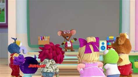 Muppet Babies Clip Introduces Rizzo the Rat on Disney
