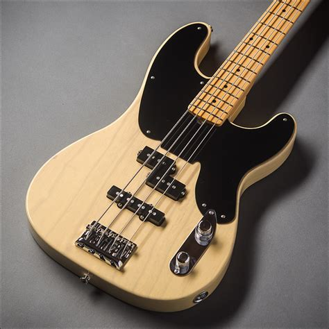 2018 Limited Edition '51 Telecaster® PJ Bass, Maple