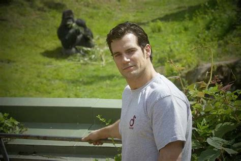 Henry Cavill Launches Campaign to Support Durrell Wildlife