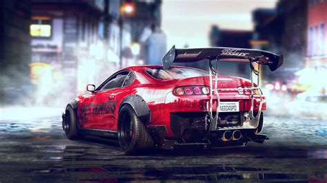 Toyota Supra Sports car Wallpapers | HD Wallpapers | ID #20356