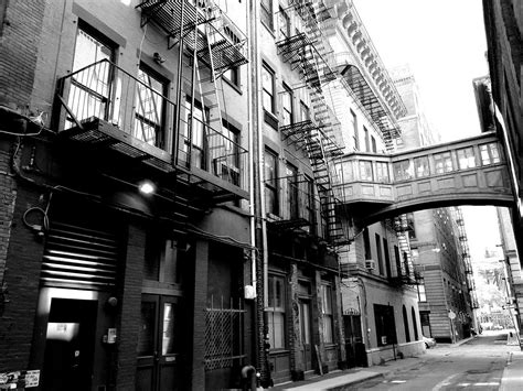 NYC: A Black & White Story • Join The Sunny Side