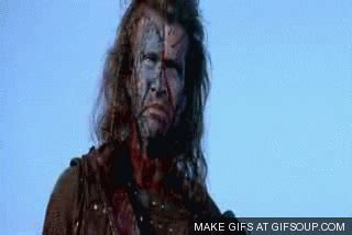 Braveheart GIFs - Find & Share on GIPHY